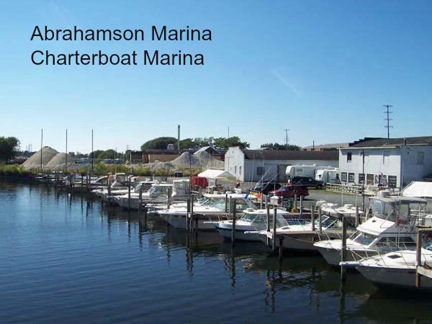 Abrahamson Marine in Ludington MI